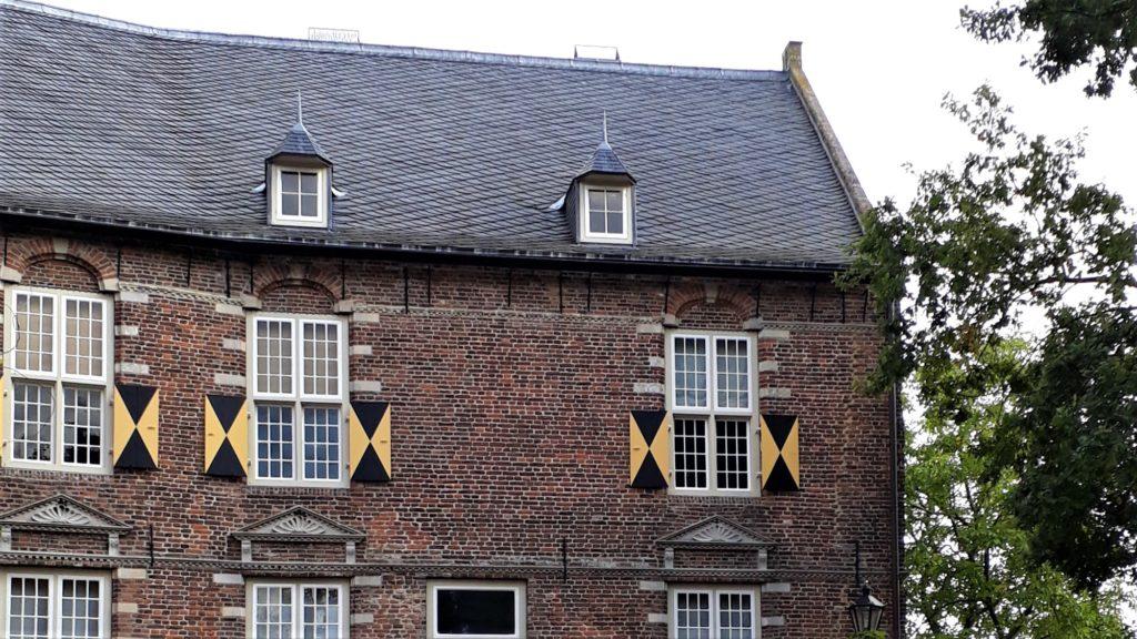 Historisch uiterlijk van Waardenburg
