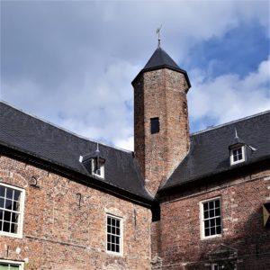 De torenkamer van Kasteel Waardenburg