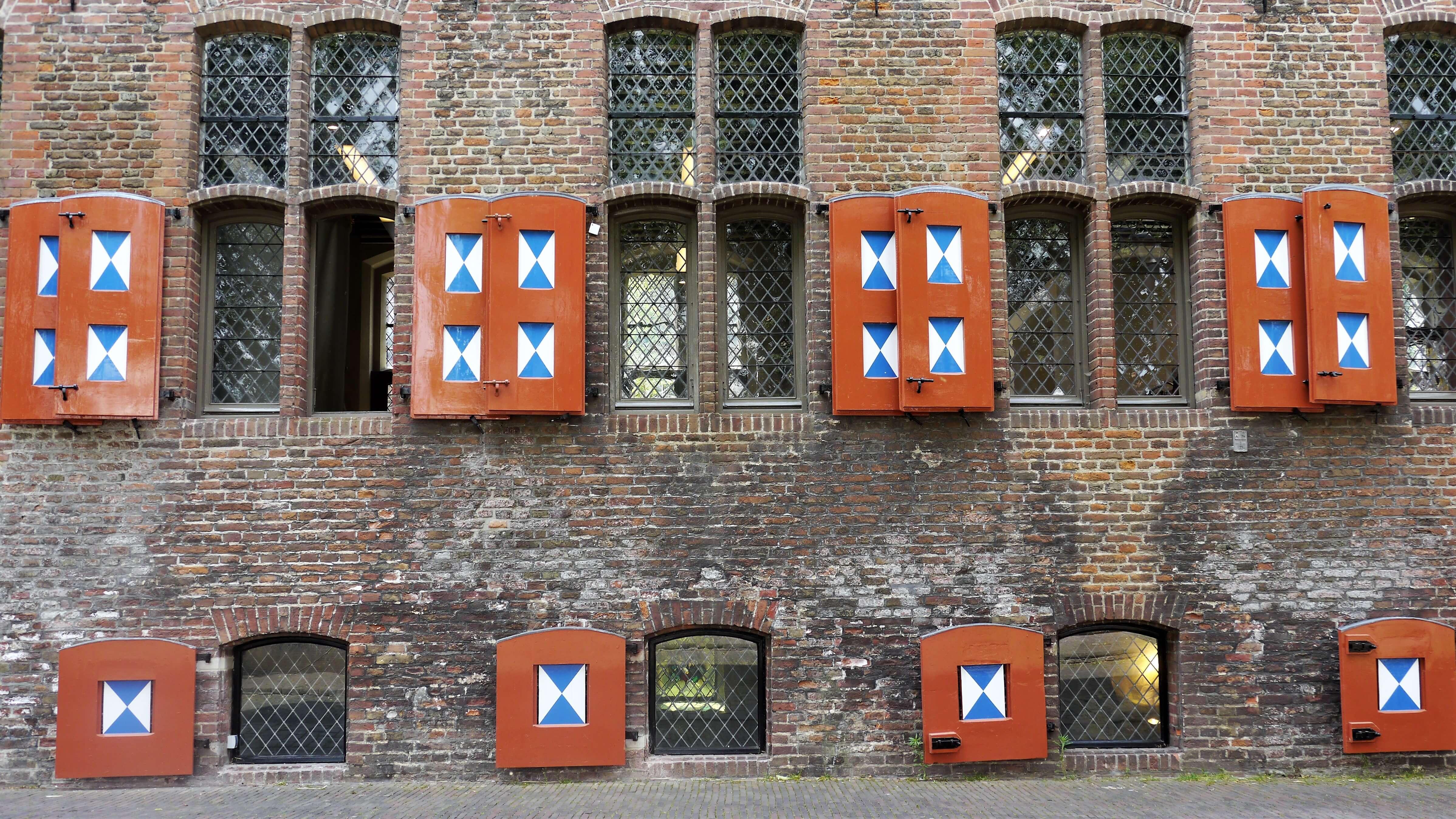 Zwolle aan de stadsmuur