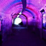 Utrecht Tunnel aan de ganzenmarkt stedenfotografie