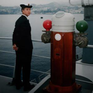 Yukiko bij de marine